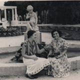 Краснодар. Городской сад, 1955 год