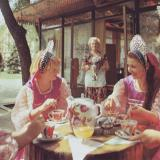 "Краснодар. Кафе ""Русский чай"""