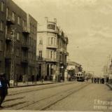 Краснодар. Красная улица, вид на перекрёсток с Пролетарской