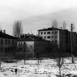 Краснодар. На улице Калинина, 24 января 1968 год.