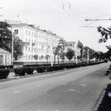 Ставропольская улица - от Академика Павлова до Шевченко