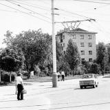 Ставропольская улица - перекресток со Стасова