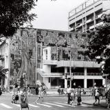 Краснодар. Перекрёсток улиц Красной и Ворошилова. 1978 год.