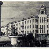 Краснодар. 309. Пересечение улиц И.В.Сталина и Мира