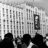 Краснодар. Первомай. 1971 год.