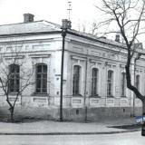 Краснодар, середина 1970-х, угол улиц Рашпилевской и Постовой, вид на северо-запад