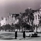 Краснодар. Улица Ворошилова, середина 50-х