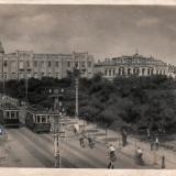 Краснодар. Сквер им. т. Хакурате, 1938 год.