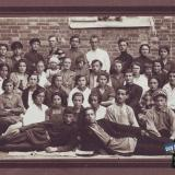 Краснодар. Ученики школы II ступени, II группы  фото 1929 года