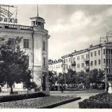 Краснодар. Угол ул. Красной и Луначарского