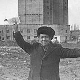 Краснодар.  ул. Карла Либкнехта 217/1, 1984 год.
