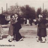 Красная улица - перекресток с Головатого