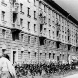Краснодар. Улица Красная перед улицей Ленина.