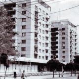 Краснодар. Улица Мира № 37. 1967 год.