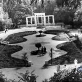 Краснодар. В парке Горького, начало 70-х годов.