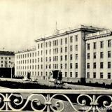 Краснодар. Здание крайисполкома