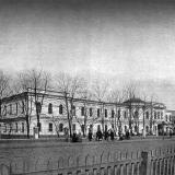 Екатеринодар. Кубанская войсковая гимназия, 1888 год.