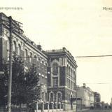 Екатеринодар. №49. Мужская гимназия, до 1917 года