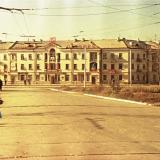 Краснодар. 7 ноября 1957 года