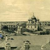 Екатеринодар. Общий вид Красной улицы