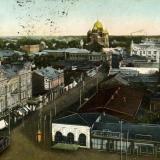 Екатеринодар. Общий вид с Екатерининской улицы