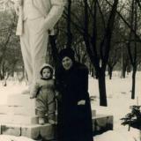 Краснодар. Парк им. М. Горького, 1963 год