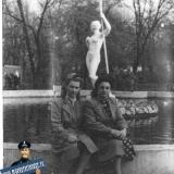 Краснодар. Парк им. М. Горького, середина 1950-х