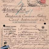 Екатеринодар. Письмо в Дрезден, 1912 год