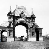 Екатеринодар. Приезд Императора Александра III в Екатеринодар, 21 сентября 1888 года