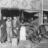 Сенной (Колхозный) рынок, 1948 год
