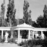 """Геленджик. Дом отдыха """"Приморье"""", 1955 год."""