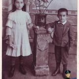 ст. Крымская. Багдасорьянц Ирина и Григорий. Фотограф Савенко А.И. (отделение)