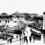 Краснодар. Угол Мира и Красной, около 1960 года