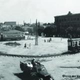Красноармейская улица - перекресток с Гоголя