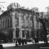 Угол улиц Красноармейской и Ленина, 1960 год, вид на восток