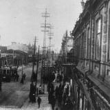 Екатеринодар. Угол улиц Красной и Дмитриевской