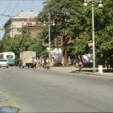 Угол улиц Мира и Коммунаров, 1964 год