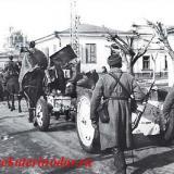 Краснодар освобождённый. Угол улиц Кирова и Свердлова, 1943 год