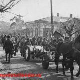 Краснодар освобождённый. Угол улиц Октябрьской и Свердлова, 1943 год