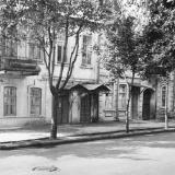 Краснодар. Улица Советская (Графская), между улицами Бурсаковской (Красноармейской) и Красной. Дом Рыльского