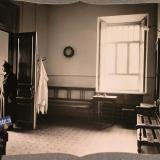 Екатеринодар. Вид части вестибюля лазарета при Кубанской общине сестер милосердия, 1915 год