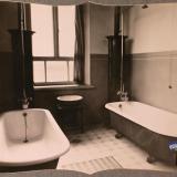 Екатеринодар. Вид ванной комнаты общины, 1915 год