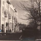 Краснодар. Здание отделения Госбанка СССР, февраль 1960 год
