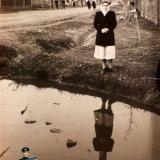 Краснодар. Свиной хутор - ул. Аэродромная ( пересечение с Северным каналом), 1950 год