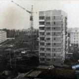 Краснодар. Гидрострой. Строительство дома №74