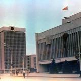 Краснодар. Горисполком, около 1977 года