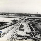 Краснодар. Горловина станции Краснодар-сортировочный, 1984 год