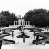 Краснодар. Городской парк им. Горького, вид от беседки