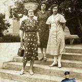 Краснодар. Прогулка по парку им. М. Горького, 1939 год