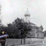 Храм «Свято-Ильинский храм» ул. Октябрьская, 149 (пересечение улиц Октябрьской и Пашковской)